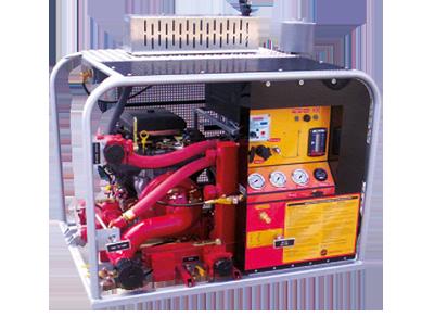 CET 35 CFM GAS | CET Firepump